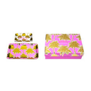 Trinket Tray Set | 500991 | Lilly Pulitzer
