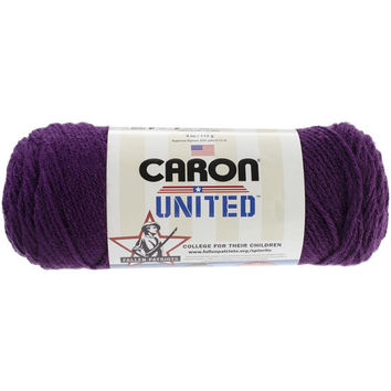 Yarn, Orchid Yarn , Caron United Yarn, Craft Supplies, Crochet Yarn, Knitting Yarn