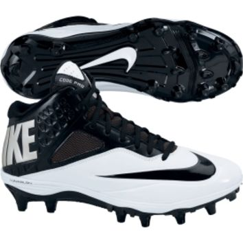 Nike Men's Lunar Code Pro Mid TD Football Cleat