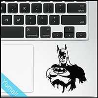 "Circle Love Computer Decals Batman The Avengers Trackpad Decal Sticker Creative Laptop Sticker For Macbook Air Pro Retina 11"" 12"" 13"" 15"" Touchpad Decal"