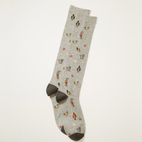 Enchanted Forest Boot Socks | LOFT