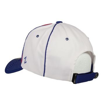 New York Rangers Hat NHL Zephyr Uprising Adjustable Cap