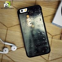 Rain Out Of The Window iPhone 6 Plus Case by Avallen