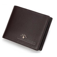 XD Bolo Men's Wallet - Genuine Leather