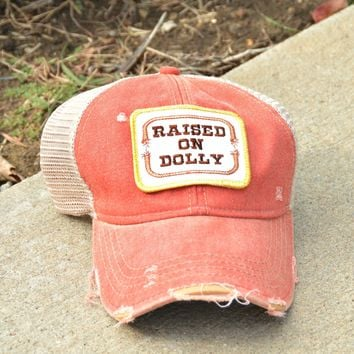 Judith March Raised On Dolly Cap