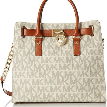 df62481927da MICHAEL Michael Kors Hamilton North/South Tote