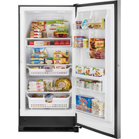 Kenmore Elite 27003 20.5 cu. ft. Upright Freezer - Stainless