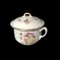 Antique Chamber Pot Maddocks Lamberton Works Royal Porcelain