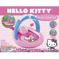 "Intex Hello Kitty Inflatable Play Center, 83"" X 64"" X 51 1/2"", for Ages 2+"