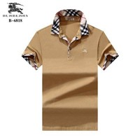 BURBERRY Lapel T - shirt