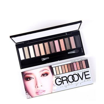 Beauty Hot Deal Make-up Professional On Sale Hot Sale Stylish Eye Shadow Make-up Palette [11472730316]