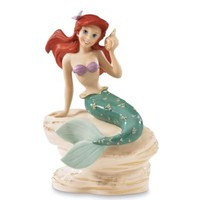 Ariel Figurine by Lenox | Figurines & Big Figures | Disney Store