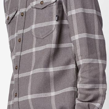 Vans Wayland II Plaid Flannel Long Sleeve Button Up Shirt at PacSun.com