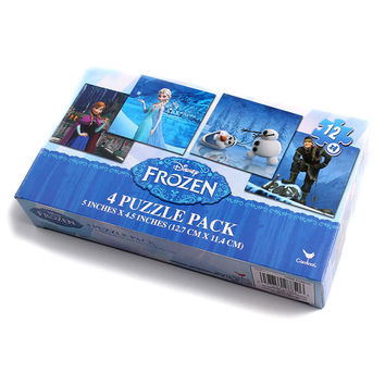 Frozen Puzzle Pack
