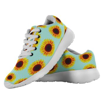 """Sunflowers"" Running Shoes"