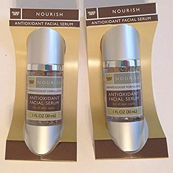 Trader Joe's Nourish Antioxidant Facial Serum Two Pack