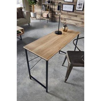 Wood ClosetMaid Industrial Desk