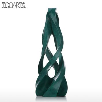 Tooarts Tomfeel Gathering together Modern Sculpture Abstract Sculpture Figurine Home Decoration Accessories Resin Miniatures