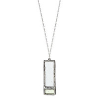 WINDOWPANE PENDANT