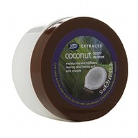 Boots Extracts Body Butter Coconut   Walgreens