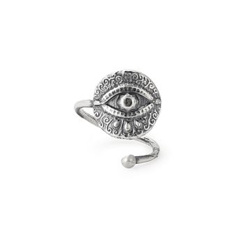 Evil Eye Ring Wrap