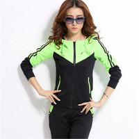 Women's Spring Casual Sportswear Running Jacket