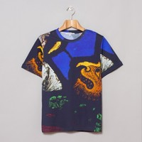 Illustrated People Classic T-Shirt (Wild Man) | Oi Polloi