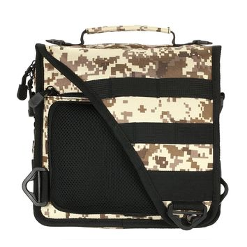 Sports Single Shoulder Fishing Tackle Bag 4 Colors Waterproof Backpack or Crossbody Messenger Sling Bags for Cycling