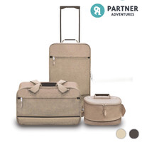 Partner Adventures Luggage Set (3 pieces)