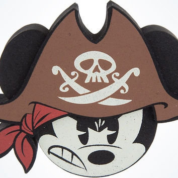 Disney Parks Mickey Mouse Pirate Car Antenna Pencil Topper New