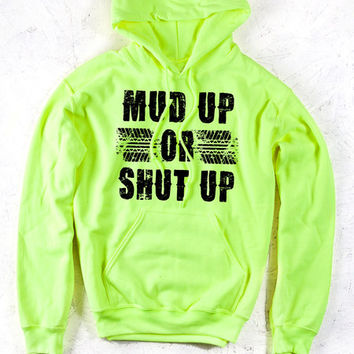 Women's Country Girl® Mud Up Relaxed Pullover Hoodie