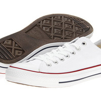 Converses Chuck Taylor All Star Lo White