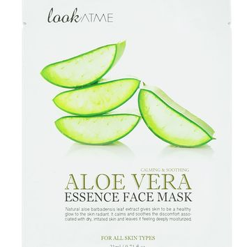 Aloe Vera Essence Face Mask