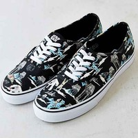 Vans Authentic Star Wars Men's Sneaker- Black
