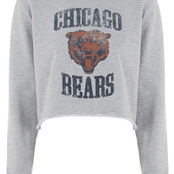 Chicago Bears Sweatshirt by Tee & Cake - Topshop