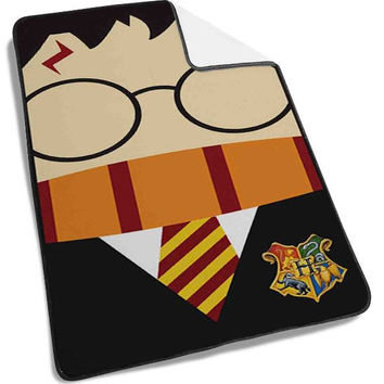 Harry Potter Collection Book Blanket