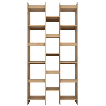 Ethnicraft Oak Mozaic Rack