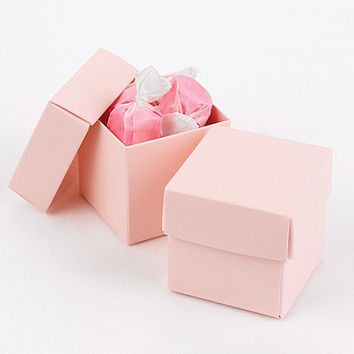 Colorful Two Piece Favor Boxes