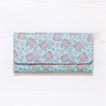 Mermaid Pusheen Wallet