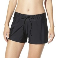 Merona® Women's Swim Boardshort -Black