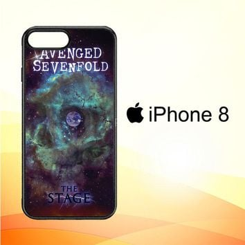Avenged Sevenfold The Stage  Z4091 iPhone 8 Case