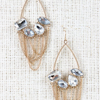 Crystallized Match Earrings