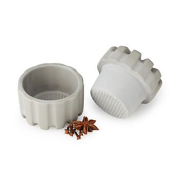 Porcelain Spice Grinder | Spice Mill, Mortar and Pestle