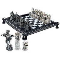 Harry Potter Final Challenge Chess Set by Noble Collection: WBshop.com - The Official Online Store of Warner Bros. Studios