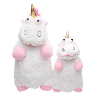 40cm/56cm Despicable ME Unicorn Plush Toy  Minions Horse Stuffed Animals & Plush Plush Doll