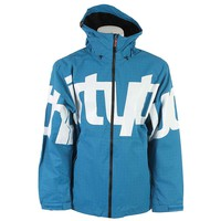 32 Thirty Two Lowdown 2 Snowboard Jacket - Men's - X-Large - Pacific Blue