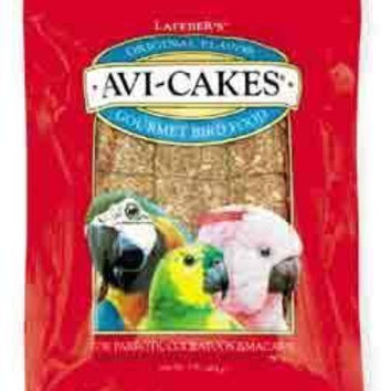 Lafeber Avi Cake Macaw/Cockatoo 16Oz