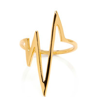 Pulse Bar Ring by Jennifer Fisher for Preorder on Moda Operandi