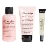 Women's philosophy 'pink marshmallow buttercream' trio , 10 oz (Limited Edition)