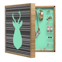 Allyson Johnson Deer And Aztec BlingBox Petite